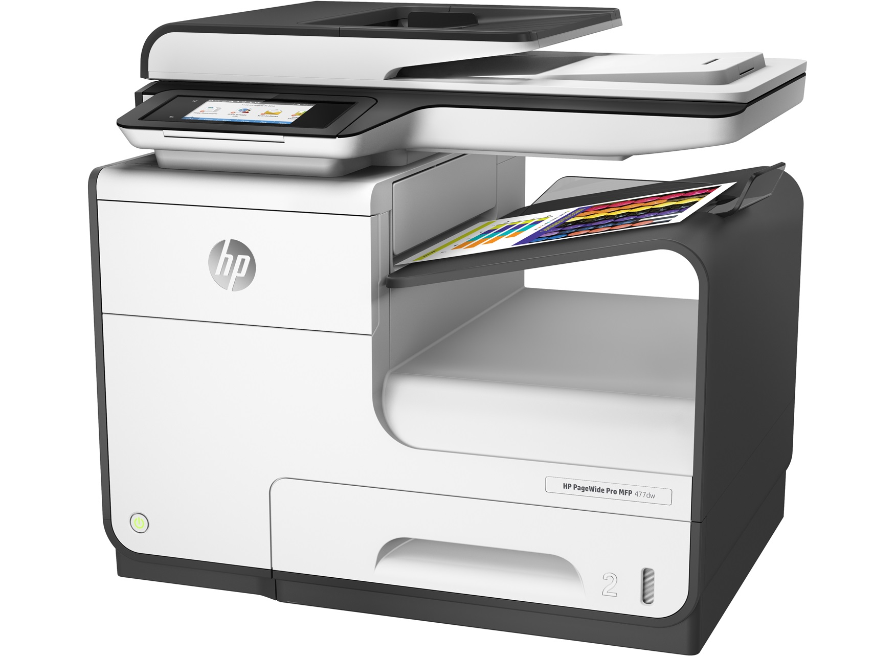 HP PageWide Pro 477dw Multifunction